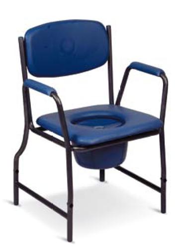 Elegante sedia comoda con seduta in PVC