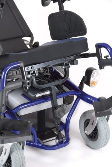 Multifunzione - Seduta e schienale Inclinabili manualmente