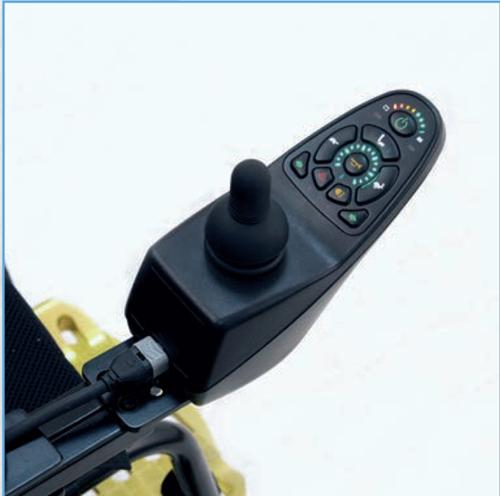 Le Carrozzina ROCKET KIDS è una carrozzina elettronica da esterni/interni di ultima generazione, che grazie alla sua modularità, offre differenti possibilità di regolazione e adattamento sul bambino