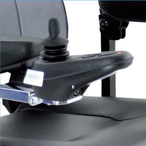 La carrozzina elettrica pieghevole OLYMPIA è ideale per chi, pur avendo limitazioni fisiche, non rinuncia a muoversi in autonomia. Le sue dimensioni compatte la rendono idonea all'utilizzo in ambienti domestici e facilmente trasportabile.