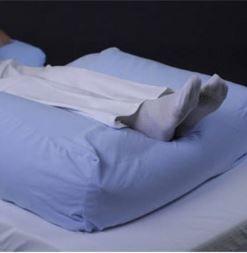 Cuscino di posizionamento ortopedico sostegno stabile gambe e cosce