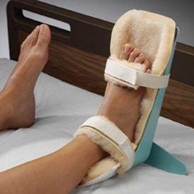 Rialzi stabilizzante orientabile per piede e gamba Conferisce la corretta postura del piede e della gamba dopo intervento all'anca