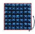 Picture of ST855 / 1 Cuscino a bolle d'aria 1 sez. 36x36 h 10 cm