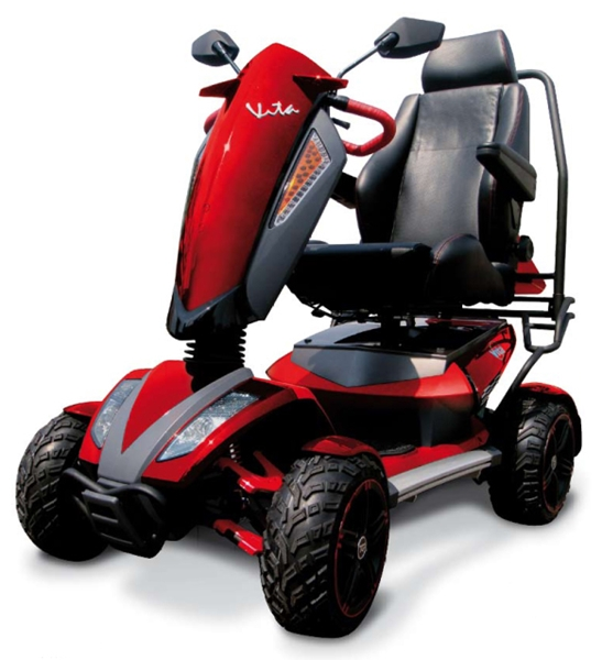 Picture of Scooter VITA S12X - Wimed - Cod. 1421R9022