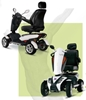 Picture of Scooter VITA S12 bianco - Wimed - Cod. 14219129