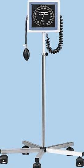 Picture of BIG BEN, quadrato su stativo, base diam.38 cm, 5 razze - Riester - cod. 1478
