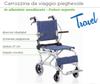 Picture of Carrozzina Da Viaggio Pieghevole - In Alluminio Anodizzato - Travel - Ardea CP850-37