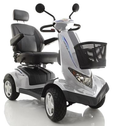 Immagine di Scooter elettrico AVIATOR Affidabile e robusto - seduta 48 cm - ARDEA CM600
