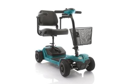 Immagine di Scooter elettrico PIXI  - minimo ingombro - seduta 38 cm - ARDEA CM400