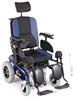 Picture of Carrozzina elettrica ARIES PRO - Multifunzione - Seduta e schienale inclinabile elettronicamente - seduta 45cm - ARDEA CS920BL
