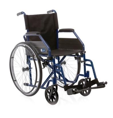 Immagine di Carrozzina pieghevole - START- seduta da 38cm a 45cm - ARDEA CP100-xx