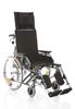 Picture of Carrozzina pieghevole ad autospinta Schienale reclinabile - seduta da 40cm a 46cm- COMFY - ARDEA