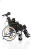 Picture of Poltrona polifunzionale assistita - autospinta con ruote posteriori Ø 60 cm - seduta da 40cm a 45cm - RELIEF - ARDEA CP910-xx