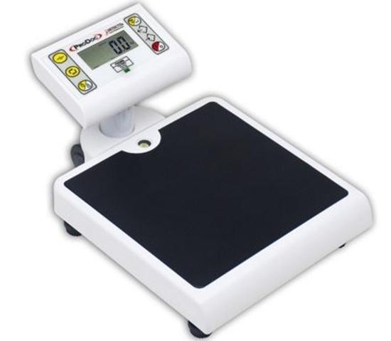 Picture of Bilance basse digitale pesapersone display remoto - Kyara Cod. BLD705
