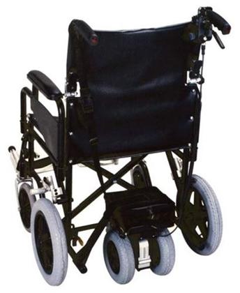 Immagine di Propulsore elettronico per carrozzine manuali dispositivo di trazione - Mediland cod. 855000