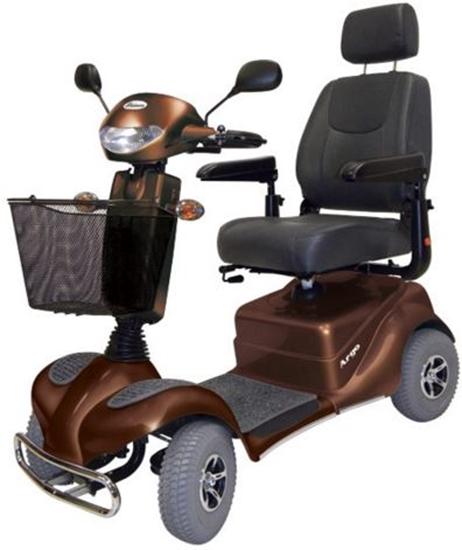 Picture of Scooter elettrico Argo 4 ruote - Mediland