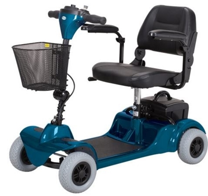 Immagine di Scooter elettrico Avant 4 ruote ambienti chiusi - Mediland cod. 854521