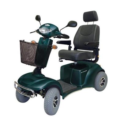Immagine di Scooter elettrico Krono 4 ruote - Mediland