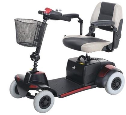 Immagine di Scooter elettrico Liberty 4 ruote - Mediland cod 854538