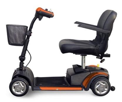 Immagine di Scooter elettrico Sirio 4 spazi ristretti - Mediland cod. 270001