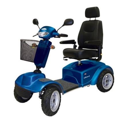 Immagine di Scooter elettrico Titan 4 ruote - Mediland cod. 854523