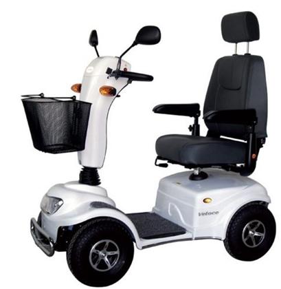 Immagine di Scooter elettrico Veloce 4 ruote - Mediland