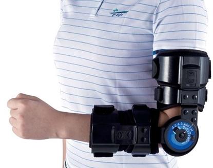 Immagine di Tutore per gomito Med-Elbow Easy Universale - Mediland
