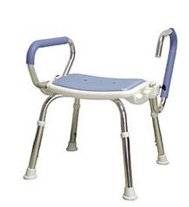 Immagine di Sedile per doccia senza schienale - Mediland Cod. 870561