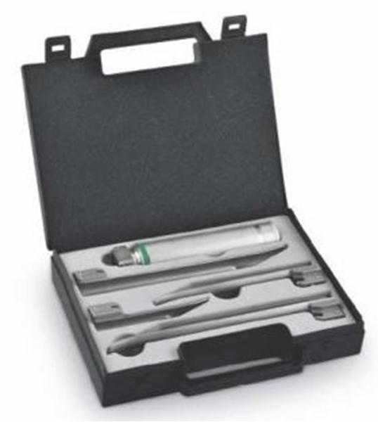 Picture of Set per laringoscopio a fibre ottiche Miller - Mediland - cod. 500041