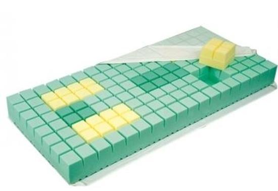 Picture of Materasso Pharma a densità  differenziata - Intermed cod. MA-103