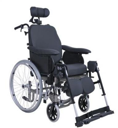"Immagine di Bascula IDSOFT EVO ruote posteriori da 24"" o 12"" - Intermed"