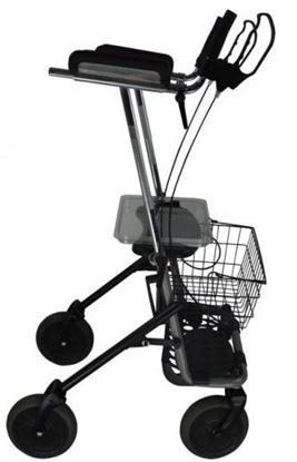 Immagine di Rollator con appoggi brachiali - Intermedi - Cod RA-215150B