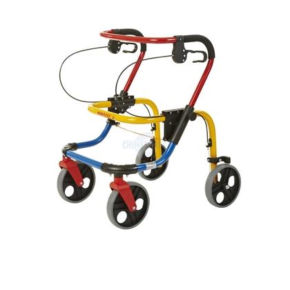 Immagine di Deambulatori per bambini pieghevole con quattro ruote - Chinesport