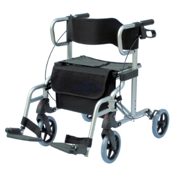 Picture of Deambulatori per adulti pieghevole e da seduta Seatwalk 1 - Chinesport XG9234
