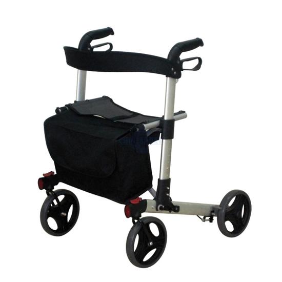 Picture of Deambulatori per adulti pieghevole con ruote SEATWALK 2 - Chinesport XG9269