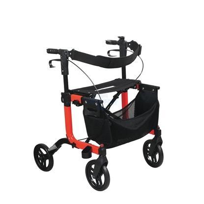 Immagine di Deambulatori per adulti pieghevole con rotelle Seatwalk 4 - Chinesport XG9283