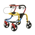 Picture of Deambulatori per bambini pieghevole con quattro ruote - Chinesport