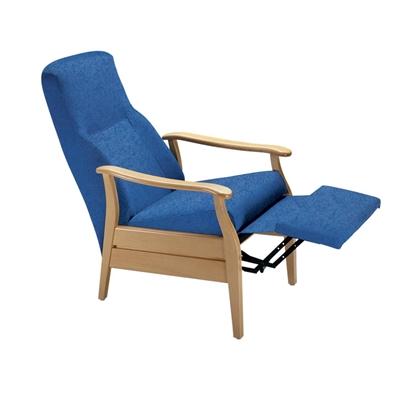 Immagine di Poltrone regolabile manualmente per reclinare lo schienale TINA - Chinesport 01189
