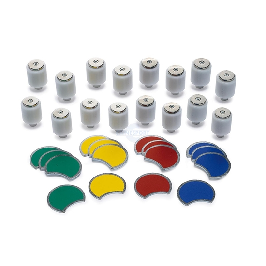 Picture of Calamite MAGNETIC GAMES - SET 1 - Chinesport AR10035