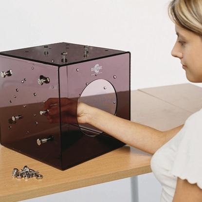 Immagine di Cubo per riabilitazione del polso e dite - Chinesport 08258