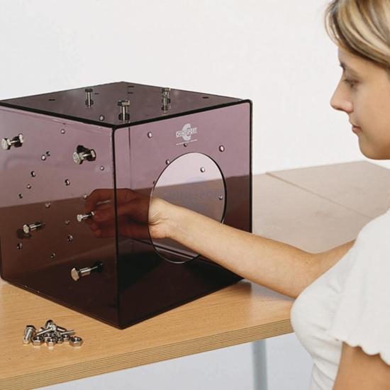 Picture of Cubo per riabilitazione del polso e dite - Chinesport 08258