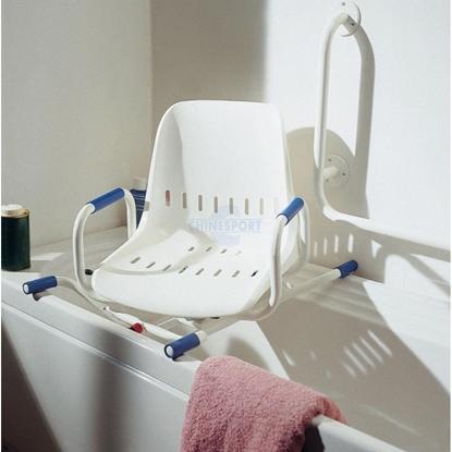 Immagine di Sedili girevoli per entrare e uscire dalla vasca da bagno - Chinesport 40070