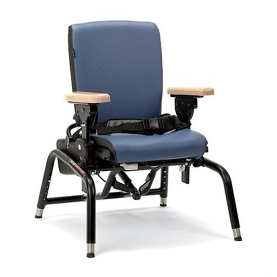 Sedie per utilizzo quotidiano con supporto corpo dei bambini SEDIA ACTIVITY  BASE - Chinesport XCPR840