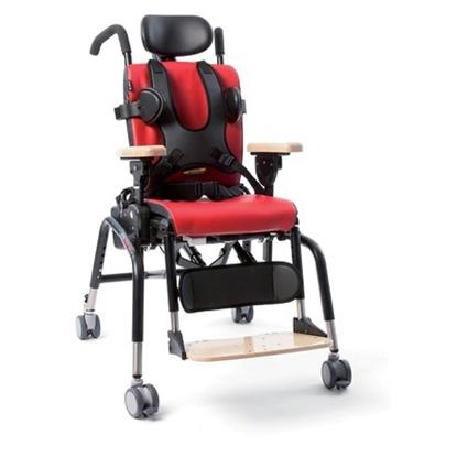 Immagine di Sedie per utilizzo quotidiano con supporto corpo dei bambini SEDIA ACTIVITY BASE MOBILE - Chinesport XCPR840R