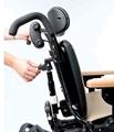 Picture of Sedie per utilizzo quotidiano con supporto corpo dei bambini SEDIA ACTIVITY BASE MOBILE - Chinesport XCPR840R