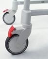 Picture of Sedie da doccia e toilette con ruote NEW YORK - Chinesport 01219