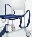Picture of Sedie da doccia e toilette con sedile imbottito KONSTANZ - Chinesport 01819