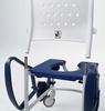 Picture of Sedie da doccia e toilette con ruote autospinta GENF - Chinesport XRE004