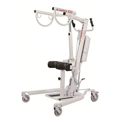Immagine di Sollevapersone elettrico per la verticalizzazione del paziente JAMES 250 chinesport XRE002