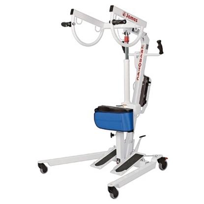 Immagine di Sollevapersone elettrico per la verticalizzazione del paziente JAMES 150 chinesport 14510